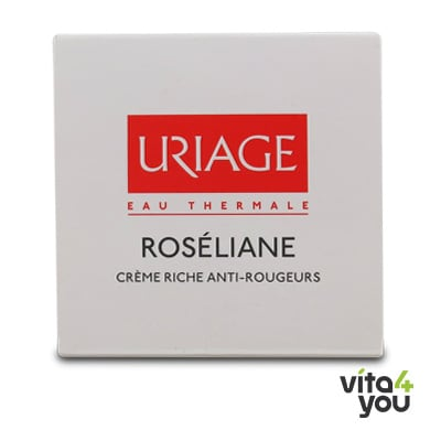 Uriage Roseliane cream riche 40 ml