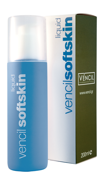 Vencil Soft Skin Liquid 170 ml