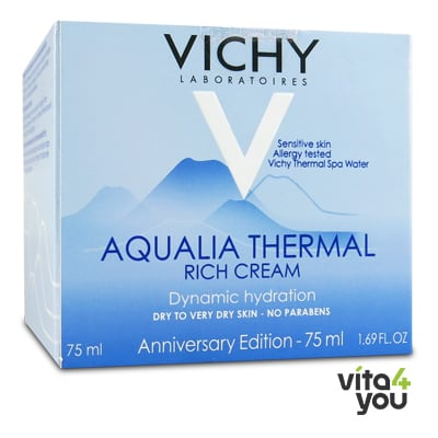 Vichy Aqualia Thermal Rich cream 75 ml Limited Edition