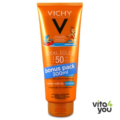 Vichy Ideal Soleil Enfant Lait SPF 50 300 ml