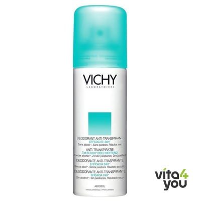 Vichy Deodorant spray 125 ml