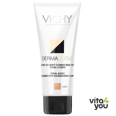 Vichy Dermablend Leg & Body 100 ml
