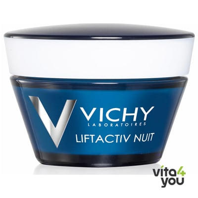 Vichy Liftactiv Nuit Supreme 50 ml