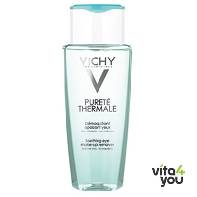 Vichy Purete Thermal Soothing Eye make-up Remover 150 ml