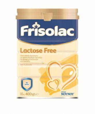 Frisolac Lactose Free 400 gr