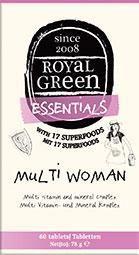 Royal Green MultiWoman 60 caps