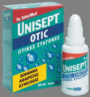 Intermed Unisept Otic drops 30 ml