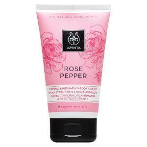Apivita Rose Pepper Firming & Reshaping body cream 150 ml