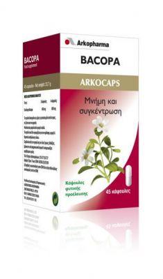 Arkocaps--Bacopa--45caps