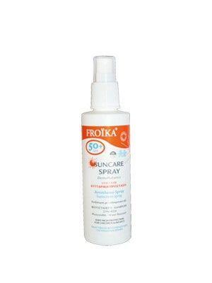 Froika Sun Care Spray Dermopediatrics SPF50+ 125 ml