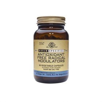Solgar Antioxidant Free Radical Modulators 60 veg.caps