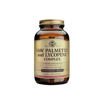 Solgar Saw Palmetto & Lycopene Complex  50 veg.caps
