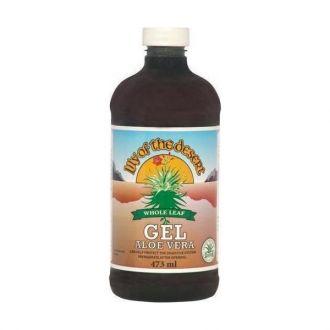Nature's Plus Aloe Vera Whole Leaf Gel 99.5% 473 ml