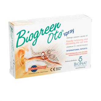 Bionat Biogreen Oto spray 13 ml