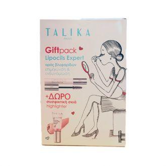 Talika Lipocils Expert Gel 10 ml & Eye Shadow Lift Rose 8 ml