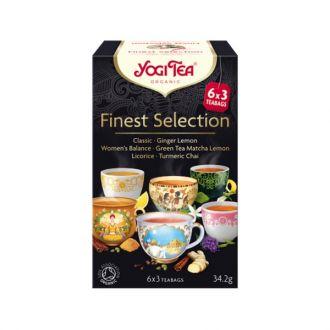 Yogi Tea Finest Selection 34.2 gr