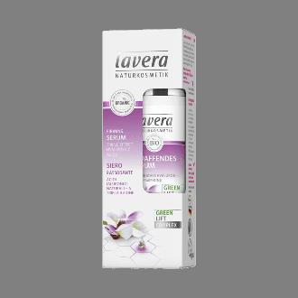 Lavera Firming Serum Karanja oil & Organic White Tea 30 ml