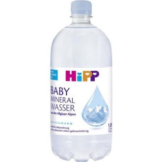 Hipp Βρεφικό νερό 1 lt