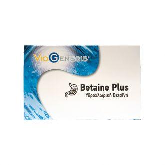 Viogenesis Betaine Plus 60 caps