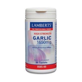 Lamberts Garlic 1650 mg 60 tabs