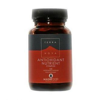 Terra Nova Antioxidant Nutrient Complex 100 veg caps