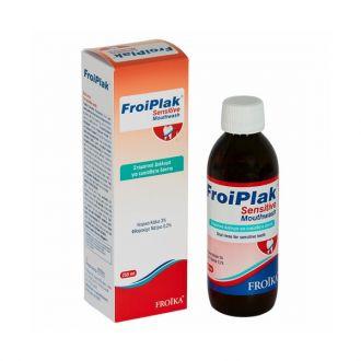 Froika FroiPlak Sensitive Mouthwash 250 ml