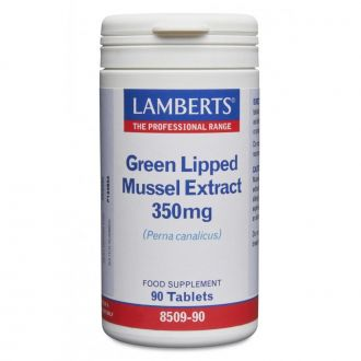 Lamberts--Green--Lipped--Mussel--Extract--350--mg--90--tabs