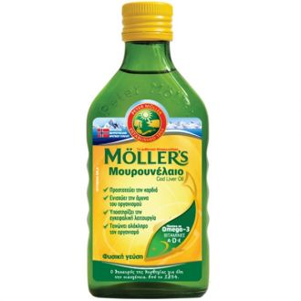 Mollers--Cod--Liver--Oil--Natural--250--ml