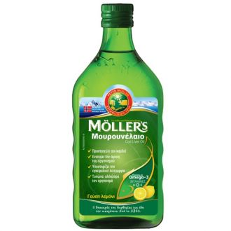 Mollers--Cod--Liver--Oil--Lemon--250--ml