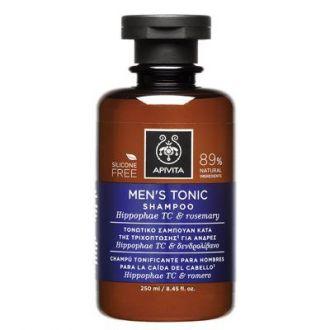Apivita Shampoo Men's Tonic Hippophae TC & rosemary 250 ml