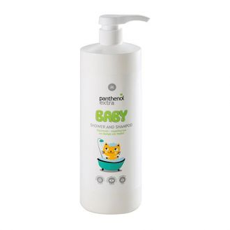 Panthenol Extra Baby Shower & Shampoo 1 lit