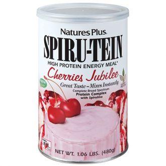 Nature's Plus Spiru-Tein Cherries Jubilee 480 gr