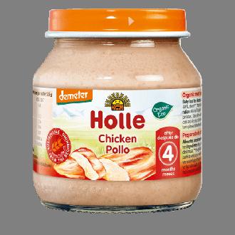 Holle Κοτόπουλο 125 gr