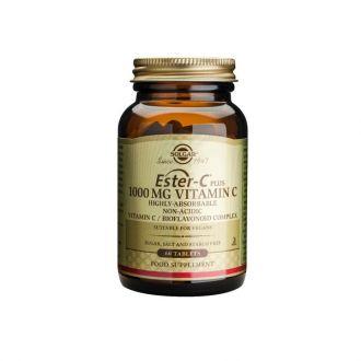 Solgar Ester-C plus 1000 mg Vitamin C/Bioflavonoid Complex 60 veg.caps