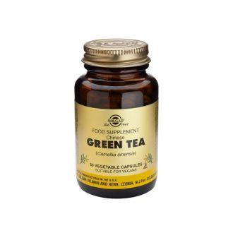 Solgar Green Tea Chinese 520 mg 50 veg.caps