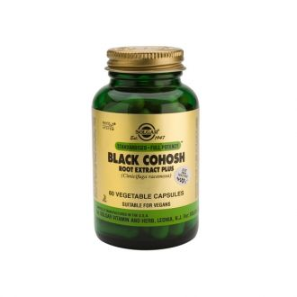 Solgar Black Cohosh Root Extract 60 veg.caps