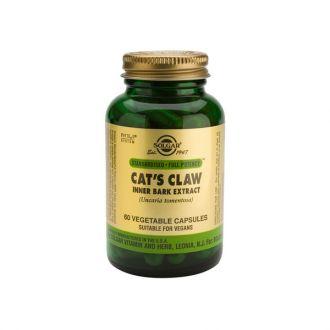 Solgar Cat's Claw Inner Bark Extract 60 veg.caps