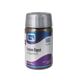 Quest Enzyme Digest with peppermint oil 90 tabs