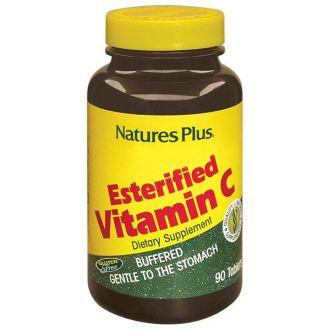 Nature's Plus Esterified Vitamin C  675 mg Buffered 90 tabs