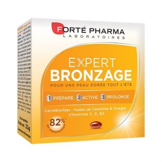 Forte Pharma Expert Bronzage 30 tabs 1+1 Δώρο