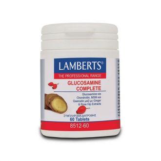 Lamberts Glucosamine Complete 60 tabs