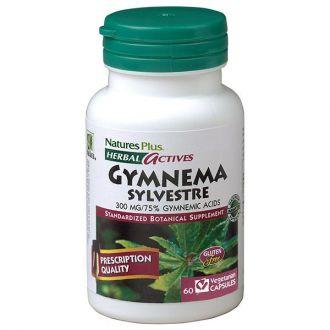 Nature's Plus Gymnema Sylvestre 300 mg 60 veg.caps
