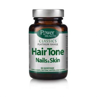 Power Health Platinum Range Hairtone Nails & Skin 30 caps