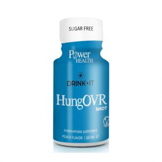 Power Health Drink it HungOVR shot peach flavor 60 ml