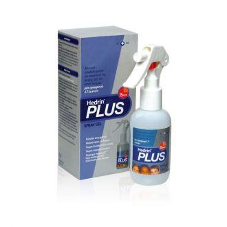 Hedrin Plus Spray Gel 100 ml