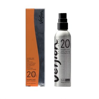 Version Invisible Mist Anti-Ageing Body Face SPF20 200 ml
