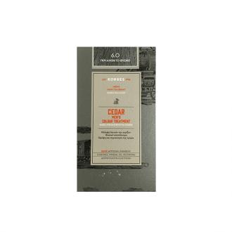 Korres Cedar Men's Colour Treatment 6.0 Natural Light Grey
