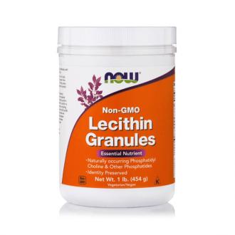 Now Lecithin Granules Non GMO 454 gr