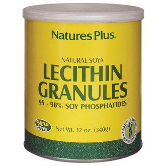 Nature's Plus Lecithin granules 340 gr