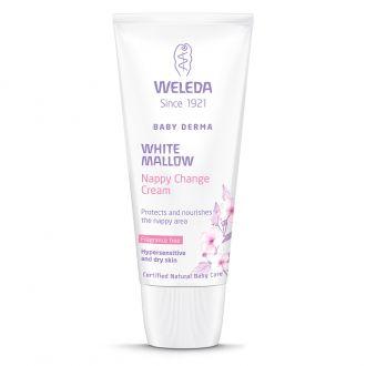 Weleda Baby White Mallow Nappy Change Cream 50 ml